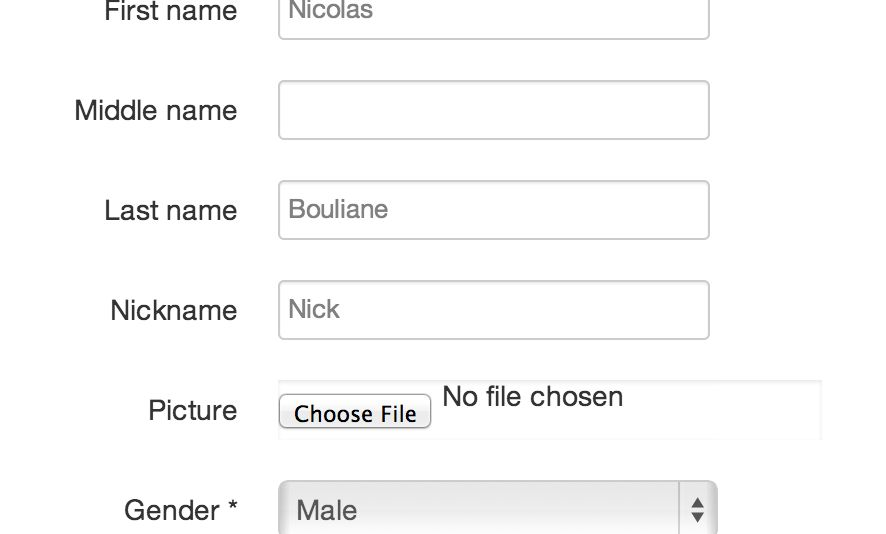 Integrating Django forms with Twitter Bootstrap - Wiser Coder