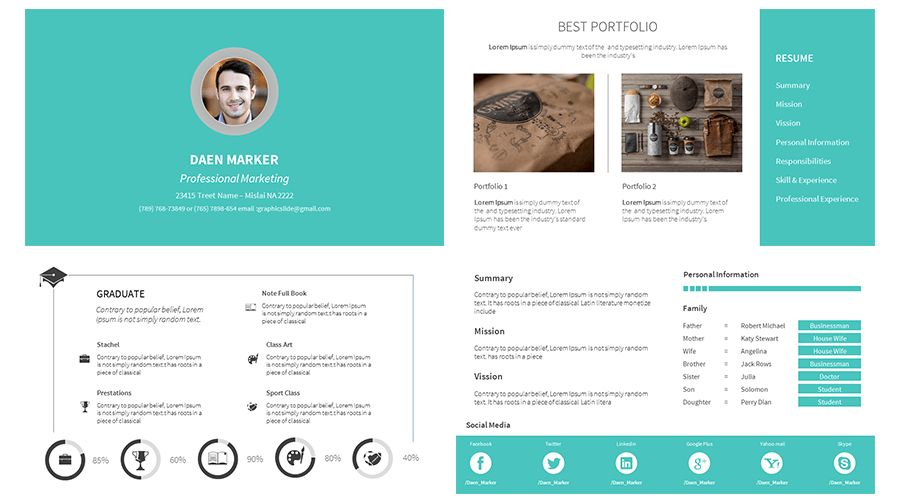 Stock Powerpoint Templates - Free Download Every Weeks | Weekly ...