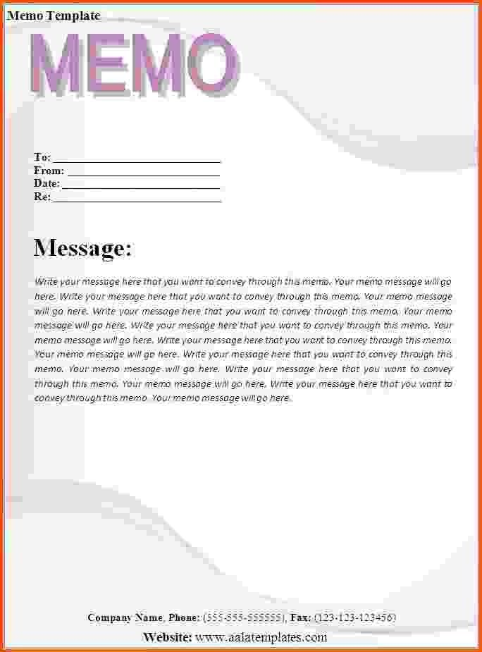 11+ memo templates | Survey Template Words