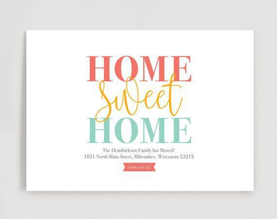 The 25+ best New home announcements ideas on Pinterest | First ...
