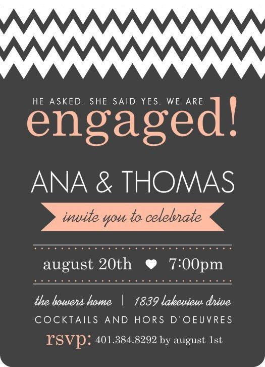 Engagement Invitation Templates Free Printable [Nfgaccountability ...