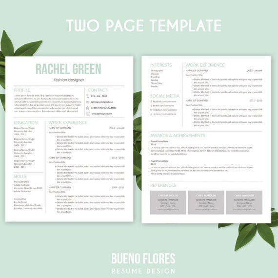 Introducing Rachel Green, a feminine multipurpose design, which ...