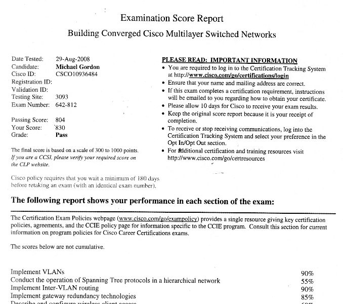 Download Cisco Certified Network Engineer Sample Resume ...