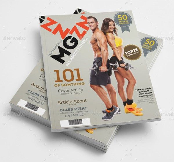 21+ Magazine Covers Designs - Free PSD, AI, Vector EPS Format ...