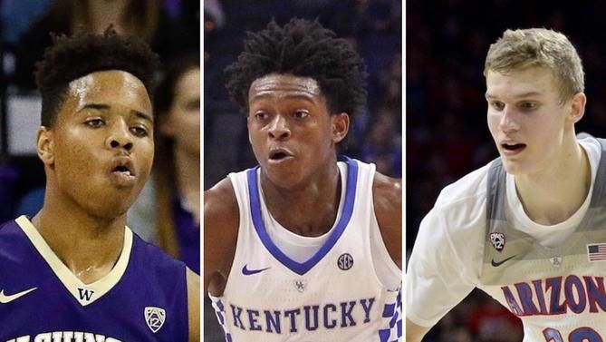 Top 60 NBA Draft prospects: Markelle Fultz, Josh Jackson, Lonzo ...