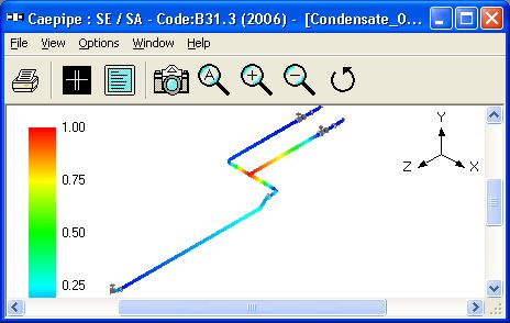 Pipe Stress Analysis Software - CAEPIPE & Piping Stress Tutorial