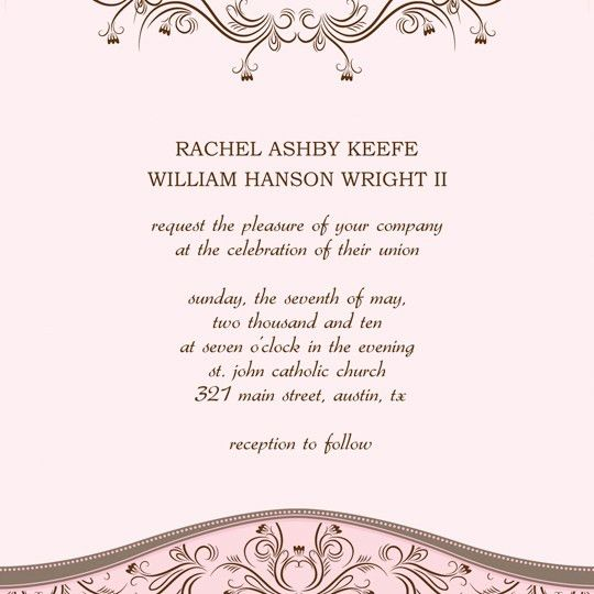 word templates for invitations - thegreyhound