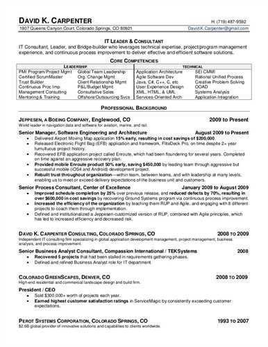 Tips to Design Carpenter Resume