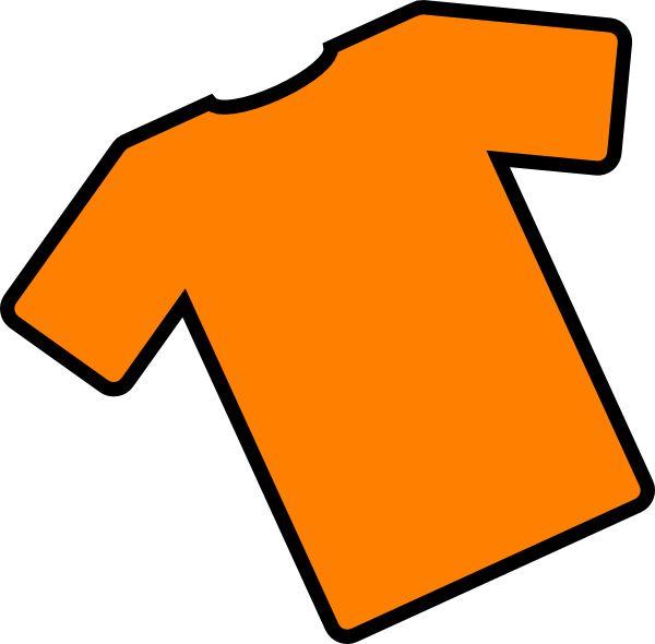 T shirt shirt template printable free clip art - ClipartAndScrap