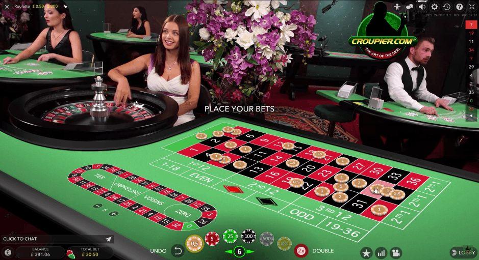 Live Casino Dealer Roulette Mr Green Online Casino Gameplay #5 ...