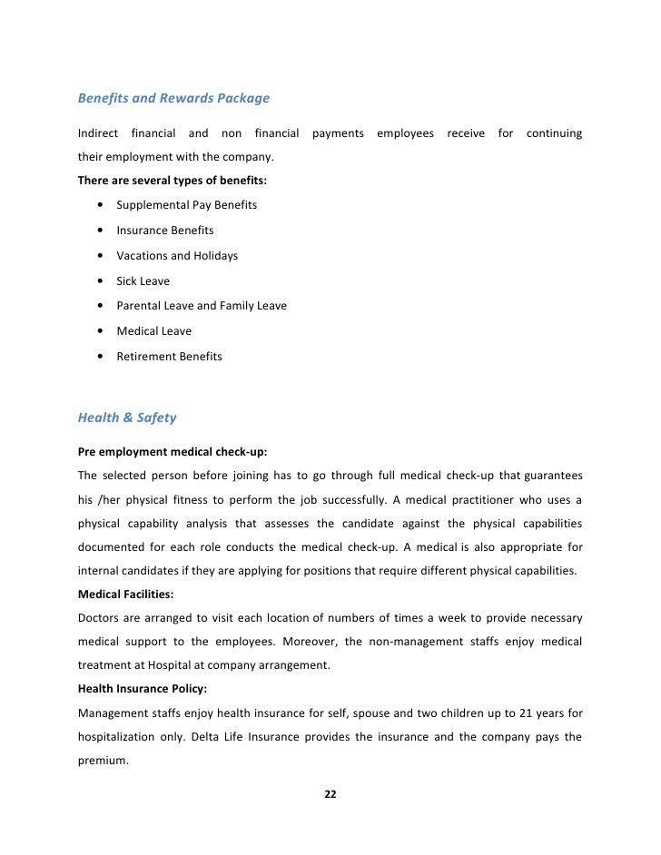 Performance appraisal & employee satisfaction in pharmaceutical indus…