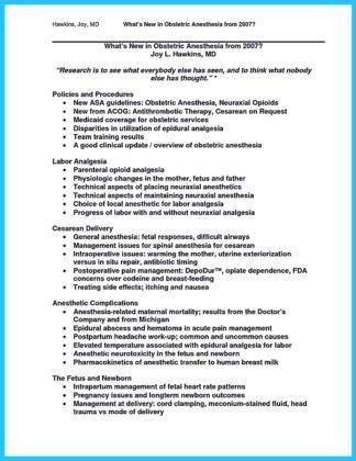 Download Crna Resume | haadyaooverbayresort.com