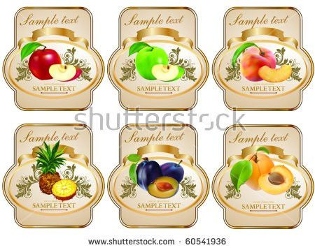 Fruit Label Stock Images, Royalty-Free Images & Vectors | Shutterstock