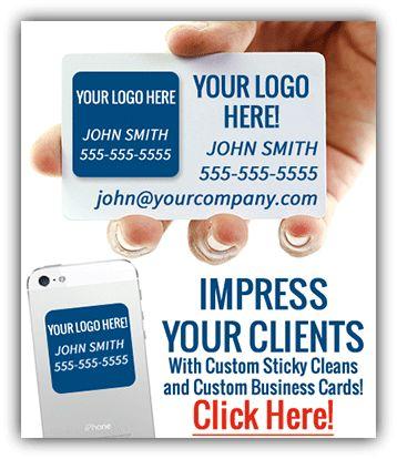 Custom Microfiber Screen Cleaner   Branded Promotional Item