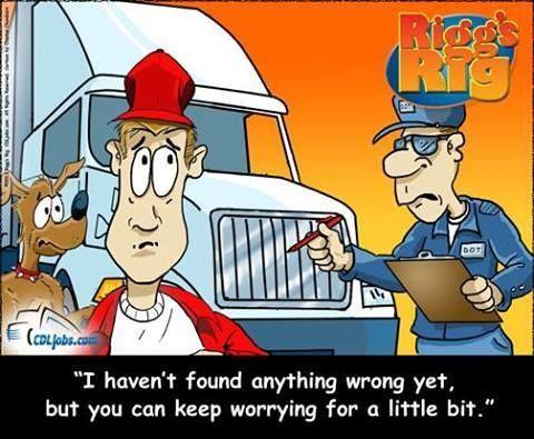 112 best Trucking Humor images on Pinterest | Cartoon, Funny stuff ...