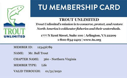 Member Benefits | Trout Unlimited - Conserving coldwater fisheries