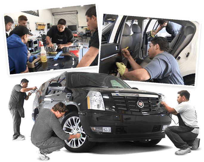 Rightlook.com - Auto Appearance Training and Equipment