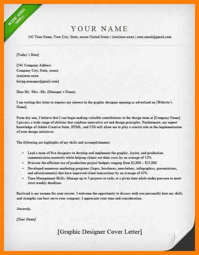11+ cover letter graphic design   pilot resumed