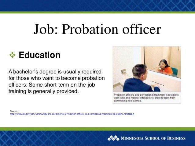 What jobs can you get in criminal justice