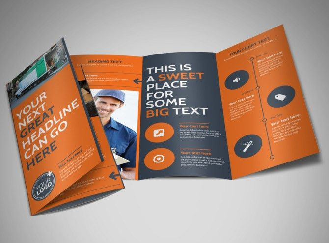 Moving Company Flyer Template | MyCreativeShop