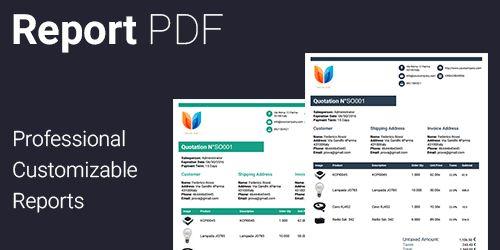 Report Templates PDF | Odoo Apps