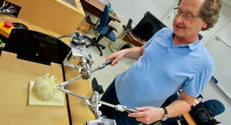 Computer-Aided Surgical Trainer Gives Doctors Better Feel For ...
