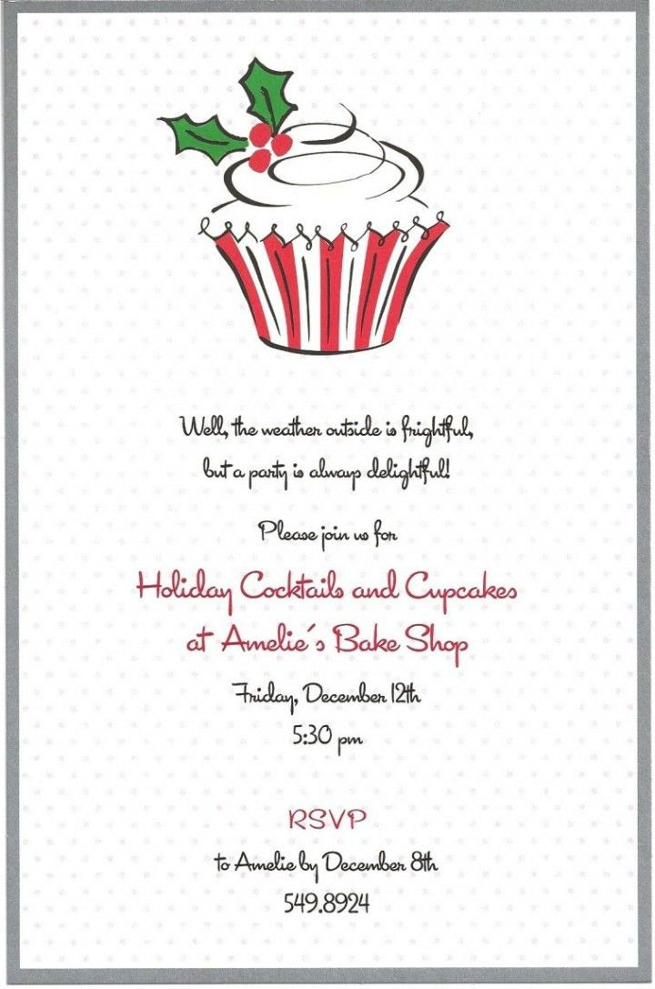Best Template for Cocktail Party Invitation Wording | nicoevo.info