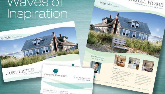 Basic Print Marketing Materials For Real Estate Agents | Paul ...