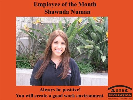 Employee of the Month - October 2017