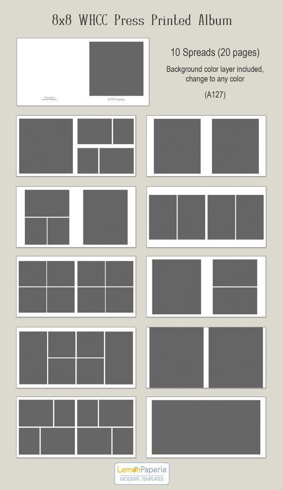 Best 25+ Wedding album layout ideas on Pinterest | Wedding albums ...
