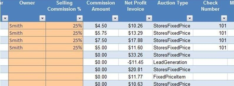 EasyAuctionsTracker.com The Ultimate eBay Spreadsheet for Sellers ...
