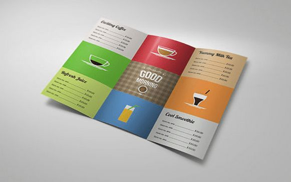 10 Awesome Coffee Shop Brochure Templates for Coffee Business ...