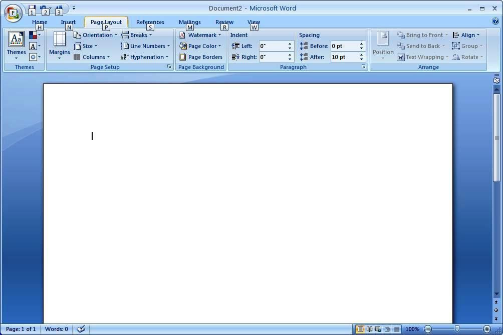 How do I... Change the normal template in Word 2007 to my ...