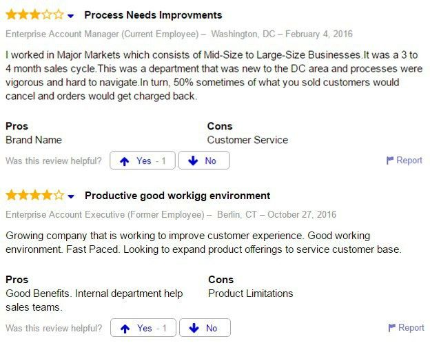 Comcast Enterprise Account Executive Job Reviews - Listens ...