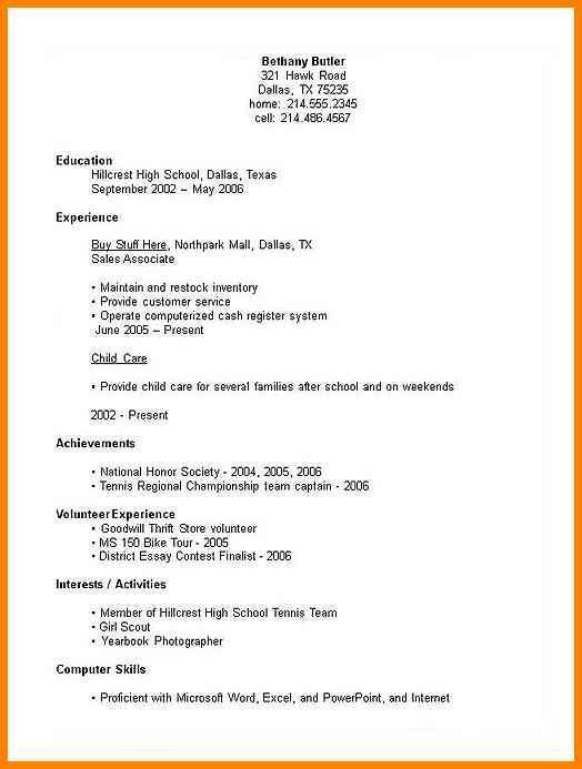 9+ a resume format for students | cashier resumes