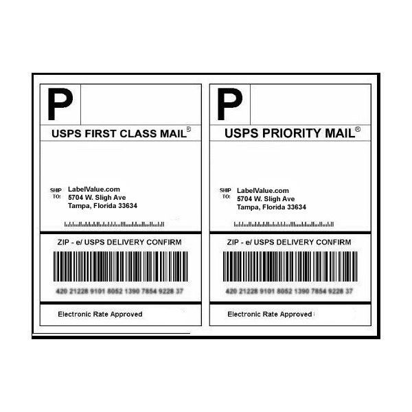 USPS Labels, Click-n-Ship Labels - Free Shipping