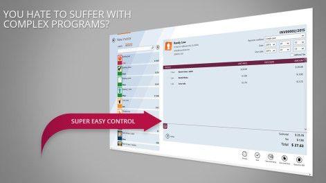 Get Invoice – BizXpert - Microsoft Store