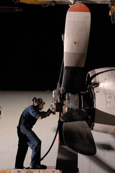 Aviation Electronics Technician (AT) - U.S. Navy Rating