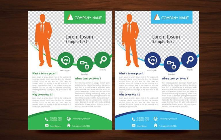 30 Best Free Flyer Template for Business - DEZZAIN.COM