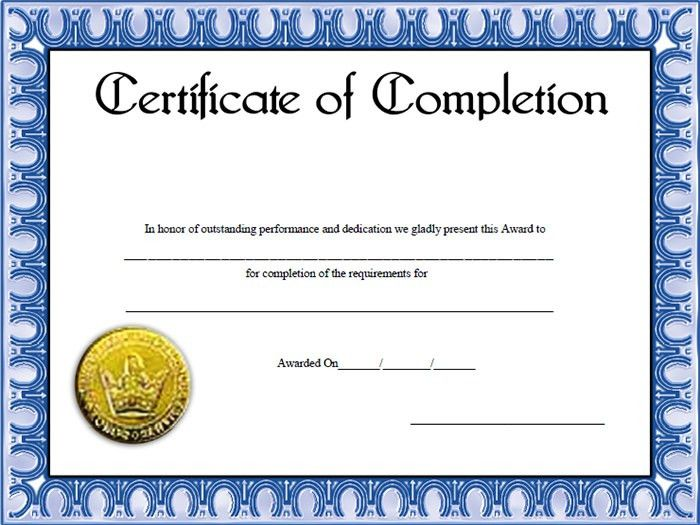 certificate-of-completion