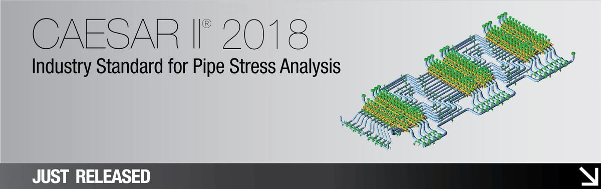 CAESAR II - Pipe Stress Analysis