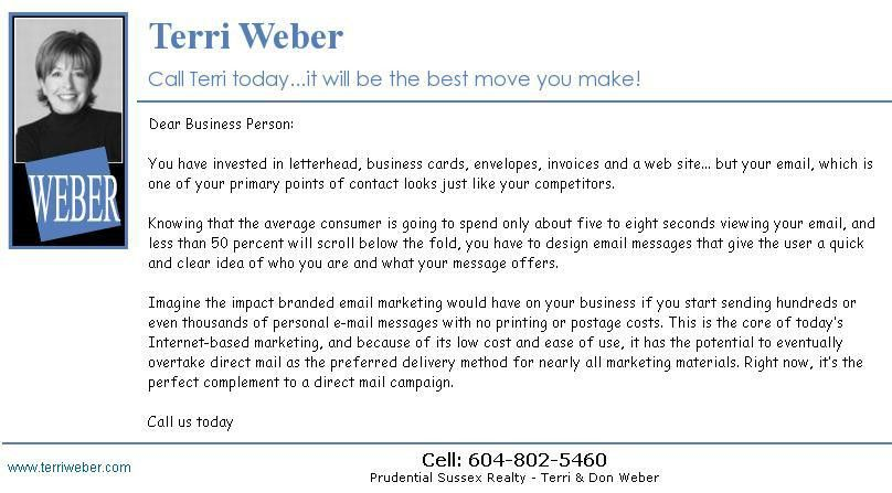 Email Stationery – A Must for Marketing – Good Ideas Are a Dime a ...