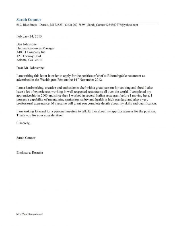 Resume : Cover Letter Of A Company Professional Reference Letter ...