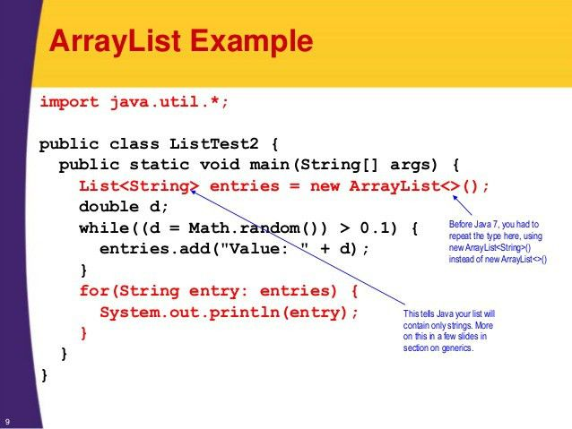 Java 8 Programming Tutorial: Lists, Maps, Generic Types, printf, and …