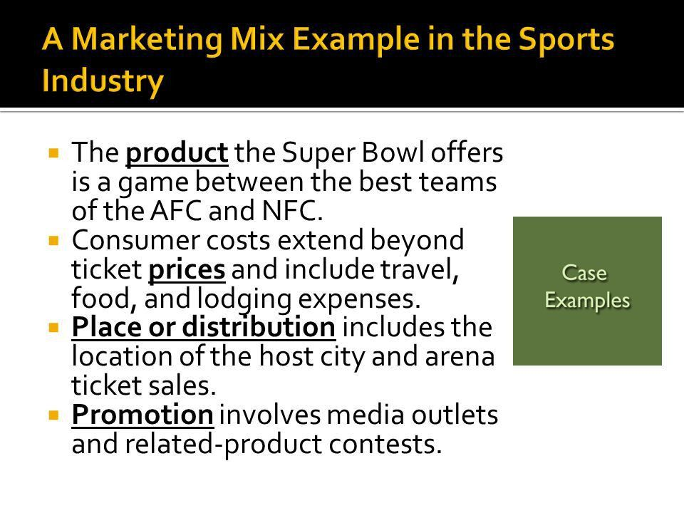 What is Sports and Entertainment Marketing? - ppt download