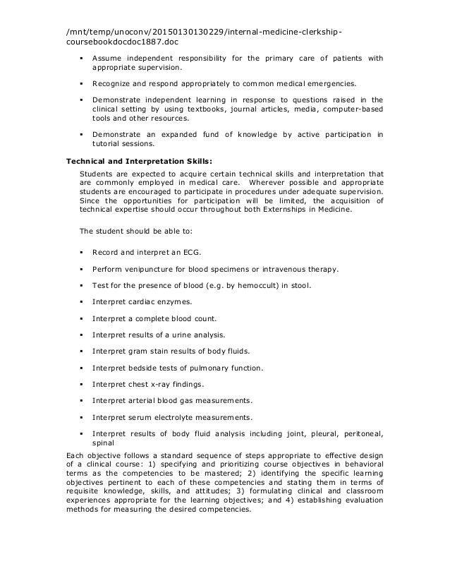 INTERNAL MEDICINE CLERKSHIP COURSEBOOK.doc.doc