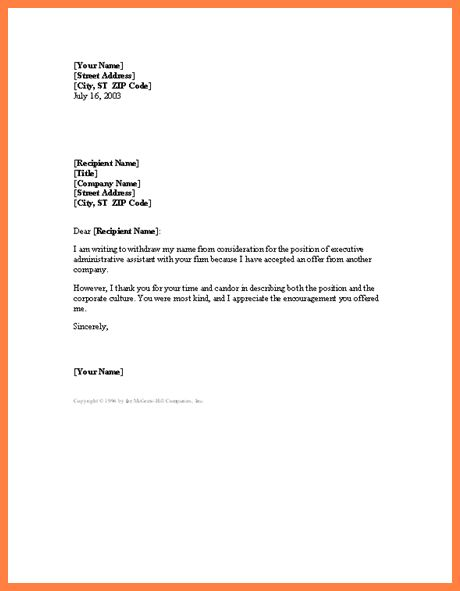 5+ job offer letter template word | Invoice Example 2017