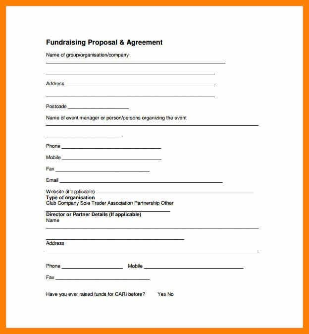 12+ fundraising proposal sample | army memo format