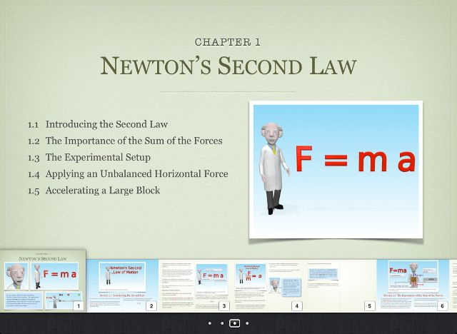 eBook Available on Newton's Second Law of Motion - learnwithmac.com