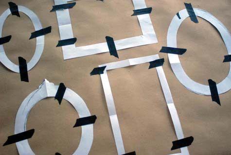 diy project: paper frames – Design*Sponge